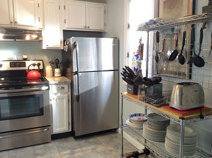 Brewster Cape Cod vacation rental - Freshly Renovated Kitchen