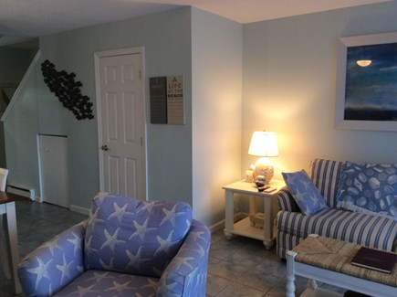 Brewster Cape Cod vacation rental - Nice comfortable furniture to relax and enjoy