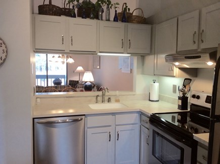 Brewster Cape Cod vacation rental - New countertops, appliances and cabinet doors