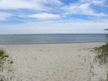 Hyannis Cape Cod vacation rental - Keyes Beach, 9 minute walk away