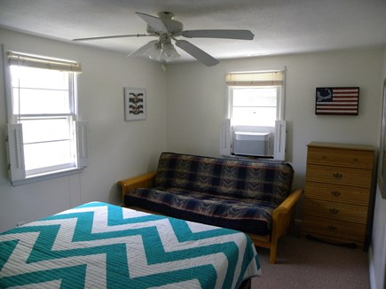Hyannis Cape Cod vacation rental - Second Bedroom with queen bed and futon