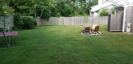 Hyannis Cape Cod vacation rental - Backyard
