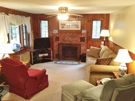 South Chatham Cape Cod vacation rental - Family room