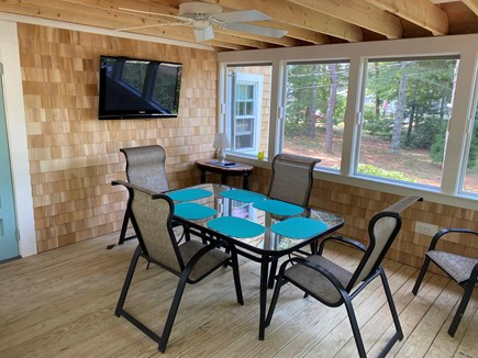 South Chatham Cape Cod vacation rental - Porch