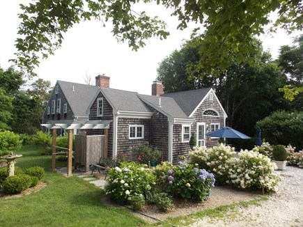 Brewster Cape Cod vacation rental - Winter to Spring at the house