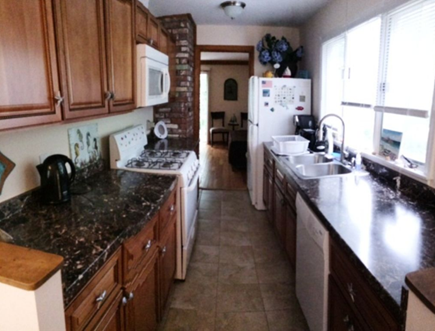 New Seabury New Seabury vacation rental - Renovated kitchen with captain's bell to call family and friends