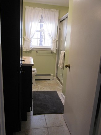 Eastham Cape Cod vacation rental - First floor bath with walk in shower