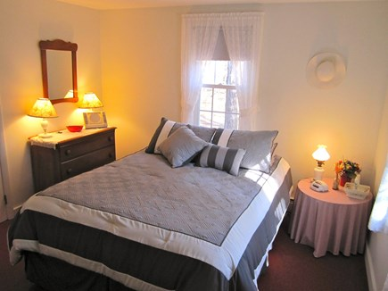 Eastham Cape Cod vacation rental - Master bedroom with queen size bed on first floor