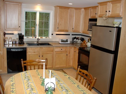 Eastham Cape Cod vacation rental - Recently remodeled and updated kitchen fully equipped.
