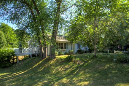 Orleans Cape Cod vacation rental - Nice big yard to play in!