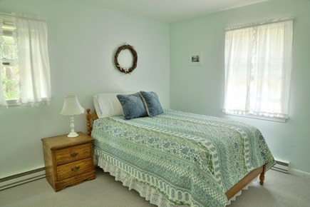 Orleans Cape Cod vacation rental - Full size bed, room with closet, dresser and desk.