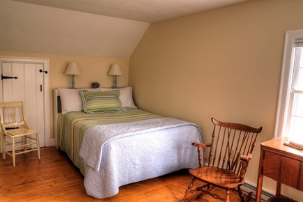 Orleans Cape Cod vacation rental - Bedroom 3/5 is upstairs and has a double bed.