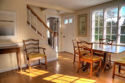 Orleans Cape Cod vacation rental - This first floor space connects the kitchen, living and bedrooms.