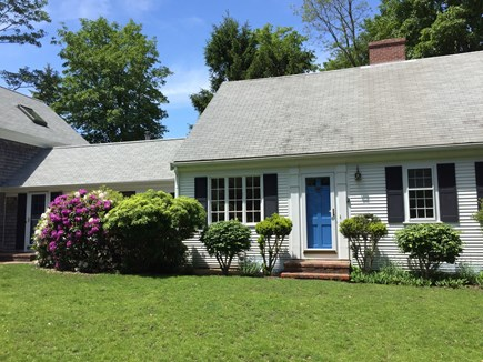 Orleans Cape Cod vacation rental - This lovely, five bedroom home has a separated master suite.