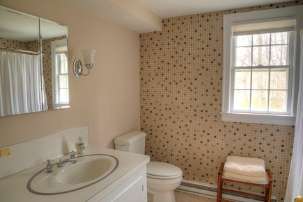 Orleans Cape Cod vacation rental - Bathroom 2/3 is upstairs and is a full bath.