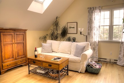 Orleans Cape Cod vacation rental - Unwind alone after a day at the beach. Wine glasses included.
