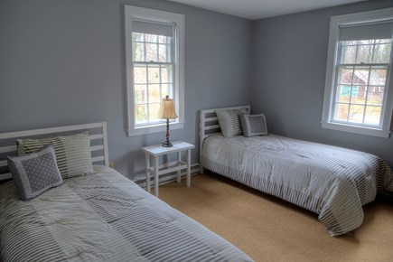 Orleans Cape Cod vacation rental - Bedroom 5/5, downstairs.  Two very comfortable twins.