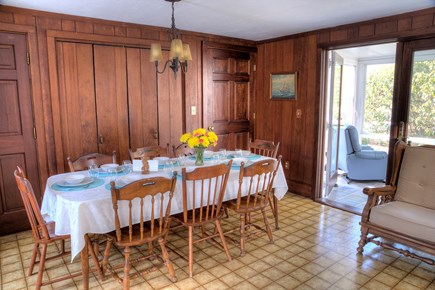Orleans Cape Cod vacation rental - Plenty of room for a family seafood dinner!
