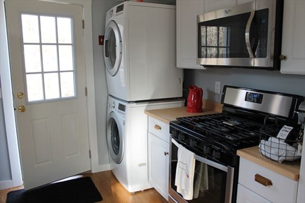 Orleans, North Chatham Cape Cod vacation rental - Laundry