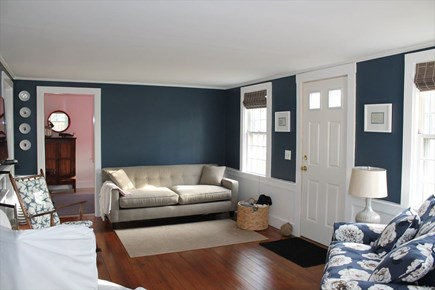 Orleans, North Chatham Cape Cod vacation rental - Living area