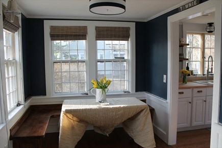 Orleans, North Chatham Cape Cod vacation rental - Dining area