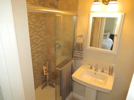 Brewster Cape Cod vacation rental - First Floor Master Bedroom Bathroom