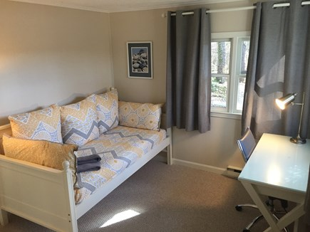 Brewster Cape Cod vacation rental - Lower Level Bedroom with Twin and Water Views