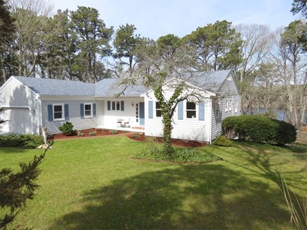 Brewster Cape Cod vacation rental - Exquisitely updated home on a secluded lot on Blueberry Pond.