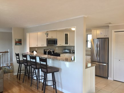 Brewster Cape Cod vacation rental - Gorgeous Kitchen and Open Floor Plan