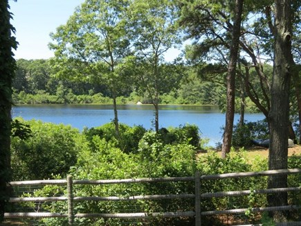 Brewster Cape Cod vacation rental - Enjoy Tranquil water views from the house and elevated deck.