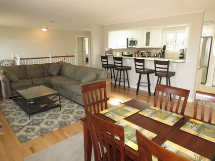 Brewster Cape Cod vacation rental - Living Area. All new furniture plus large flat screen TV.