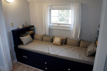 West Yarmouth Cape Cod vacation rental - Comfy nook to cuddle up with a good book