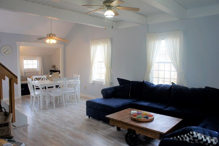 West Yarmouth Cape Cod vacation rental - View from home entryway.  Open floor plan!