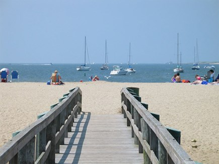 West Yarmouth Cape Cod vacation rental - Gorgeous Colonial Acres Beach is just 1/10 mile away
