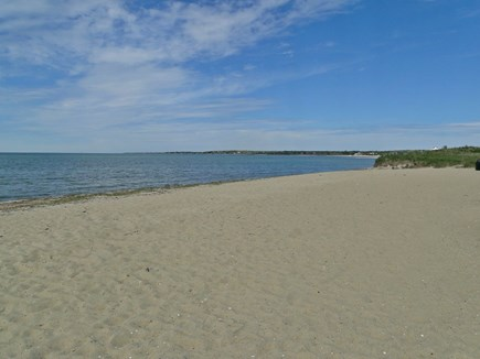Chatham Cape Cod vacation rental - Beautiful Hardings Beach is just a 3-minute drive away