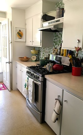 Chatham Cape Cod vacation rental - Galley kitchen