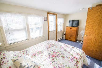 Chatham Cape Cod vacation rental - First Floor Bedroom with a queen bed