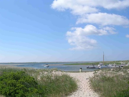 Chatham Cape Cod vacation rental - Pathway to the water