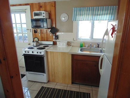 Dennis Port Cape Cod vacation rental - Fully Equiped Kitchen