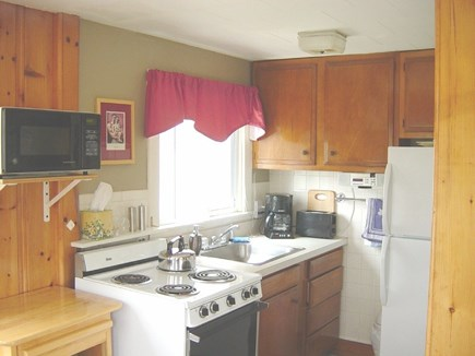 Dennis Port Cape Cod vacation rental - Fully Equipped Kitchen - Full Size Fridge