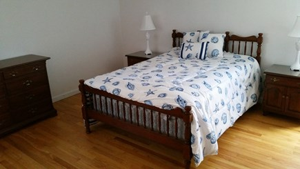 South Yarmouth Cape Cod vacation rental - Master with ensuite bath