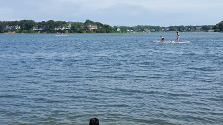 South Yarmouth Cape Cod vacation rental - Water ski in the river basin a quarter mile to the north