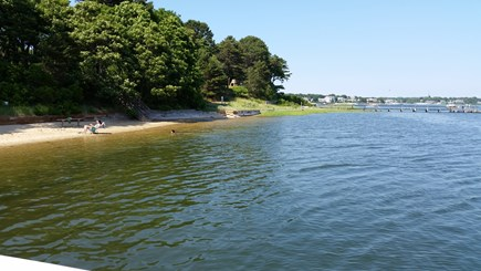 South Yarmouth Cape Cod vacation rental - Few places on the Cape are this untouched by development