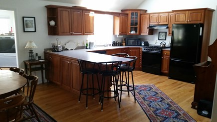 South Yarmouth Cape Cod vacation rental - Bright, fully equipped kitchen