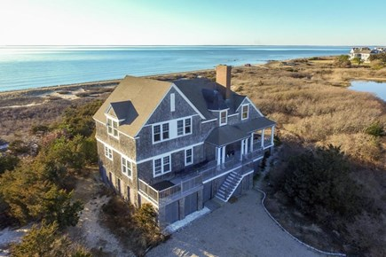Falmouth Cape Cod vacation rental - 2500 sq ft home in Chapoquoit Island community on nearly 1 acre