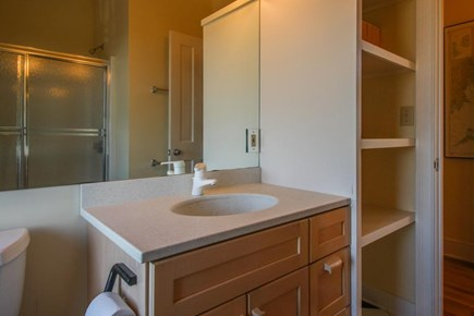 Falmouth Cape Cod vacation rental - Full bathroom located on the 1st floor