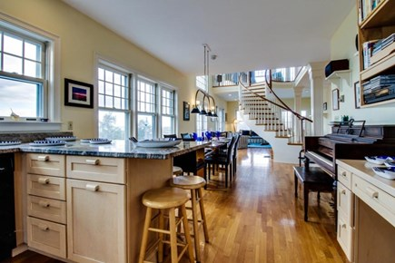 Falmouth Cape Cod vacation rental - Gourmet kitchen w/ granite countertops, 2 ovens, & a dishwasher
