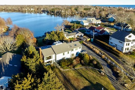 Falmouth Cape Cod vacation rental - 2,724 sq ft of living space & water views in nearly every room