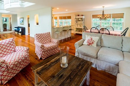Falmouth Cape Cod vacation rental - Stylish coastal accents set the tone for an unforgettable retreat