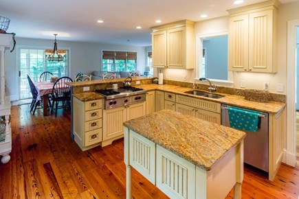 Falmouth Cape Cod vacation rental - Dining space w/ seating for everyone at the breakfast bar